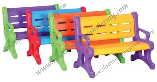Băng ghế nhựa cao cấp