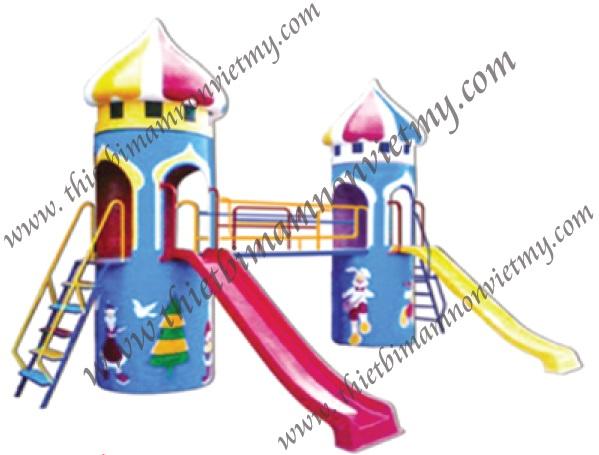 Bộ LH  lâu đài 2 khối