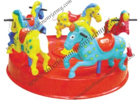 ĐQM 5 con ngựa lớn