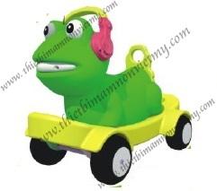Xe chòi con ếch